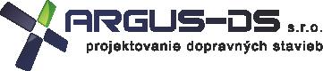 ARGUS - DS, s.r.o. - Projektovanie dopravných stavieb